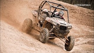 Essai Polaris RZR turbo XP EPS