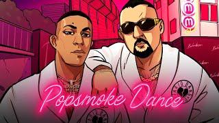 FARID BANG x SSIO - POPSMOKE DANCE [official Video] prod. by SWY V & KYREE