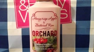 Review: Bath & Body Works Honey Crisp Apple Buttered Rum Orchard Thumbnail