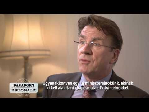 Diplomatic Passport - Interjú Lindsay nagykövettel (Digi24)