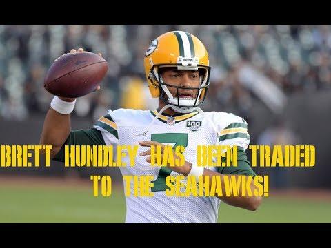 Brett Hundley has been traded to the Seahawks!