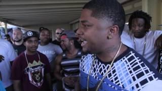 Geechi Gotti vs 65 Hunnit - Compton vs Long Beach | AHAT Rap Battle