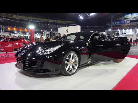 Ferrari GTC4 Lusso Tフェラーリ・GTC4 ルッソT 札幌モーターショー20184K