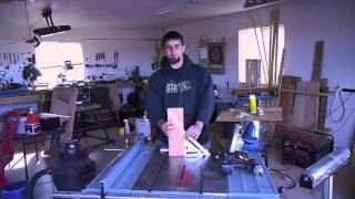 Circular Saw Straight Cutting Jig