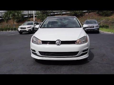 2015 Volkswagen GOLF St. Petersburg Tampa Clearwater Bradenton Palm Harbor
