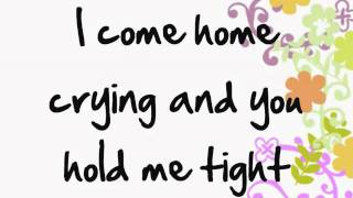 Taylor Swift The Best Day With Lyrics.wmv