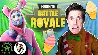 Let's Play - Fortnite: Battle Royale - Out for Ice Cream