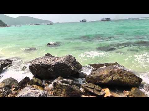 Travel From Pattaya to Koh Lan Thonglang and Twaen Beach Thailand