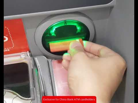 Reload Your Beep Card Or Check Your Beep Balance Using China Bank ATMs