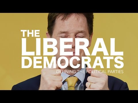 Defining the Political Parties: The Liberal Democrats