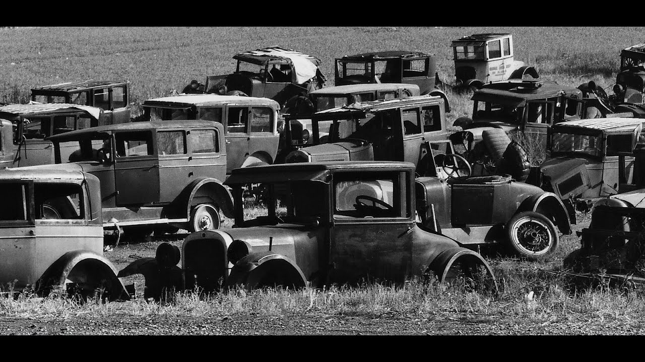 Old Cars For Sale In Salvage Yards