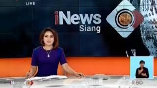 Presenter Loviana Dian di iNews Siang 28112017