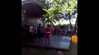 Cesar Gomes Boxen erster Kampf 1 round