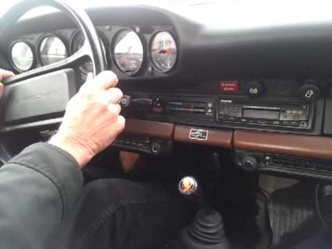 1976 Porsche 911S Sportomatic Test Drive