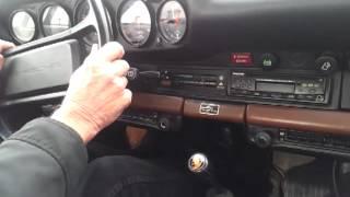 1976 Porsche 911S Sportomatic Drive