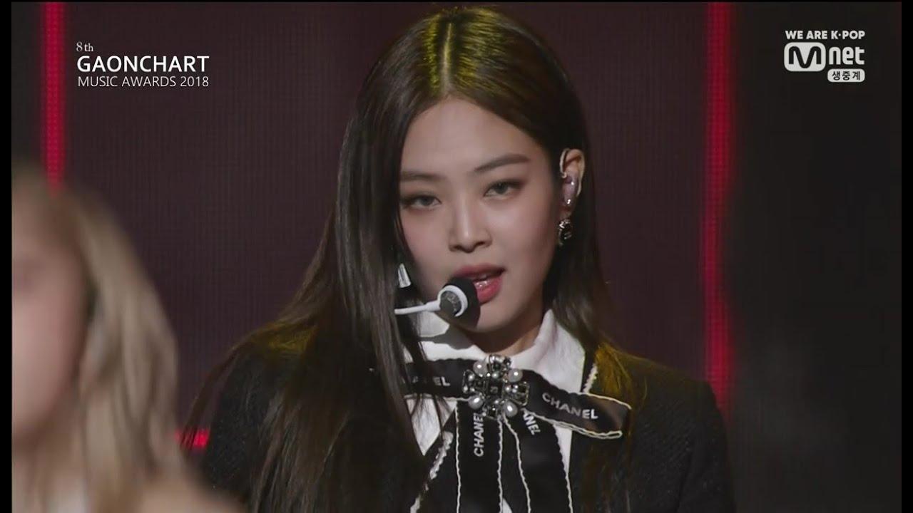 BLACKPINK - 'DDU-DU DDU-DU' + 'FOREVER YOUNG' in 2019 Mnet Gaon Chart Music  Awards