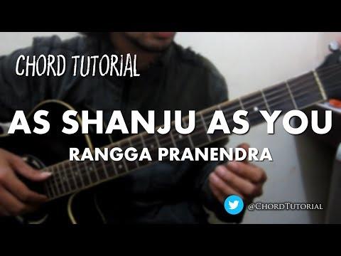 As Shanju as You - Rangga Pranendra (CHORD)