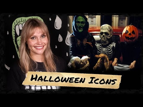 The Greatest Horror Icons of Halloween!