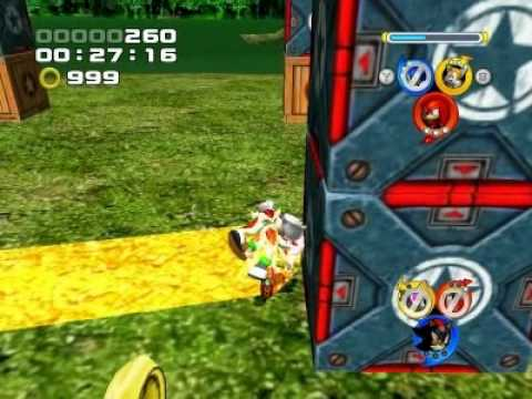 Sonic heroes memory editor скачать