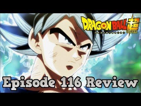Dragon Ball Super Episode 116 Review: The Comeback Omen!  Ultra Instinct's Great Explosion!!