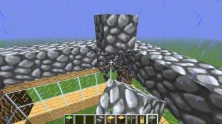 Уроки строительства часть 1 (простой дом)