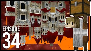 Hermitcraft 7: Episode 34 - UPSIDE DOWN INVITATIONS!