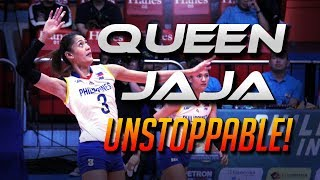 UNSTOPPABLE JAJA SANTIAGO HIGHLIGHTS | (F2 VS FOTON) PSL GRANDPRIX 2019