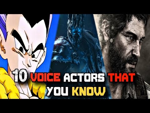10 Voice Actors That You Already Know In World of Warcraft