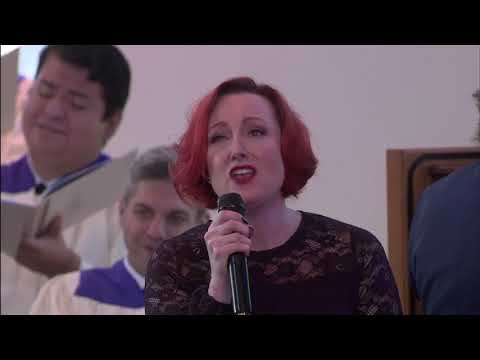 """""""I Shall Not Want"""" - Hour of Power Choir with Laura Dickinson"""