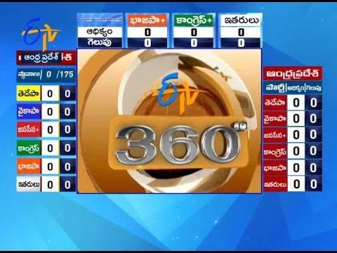 7:30 AM | ETV 360 | News Headlines | 23rd May 2019 | ETV Andhra Pradesh