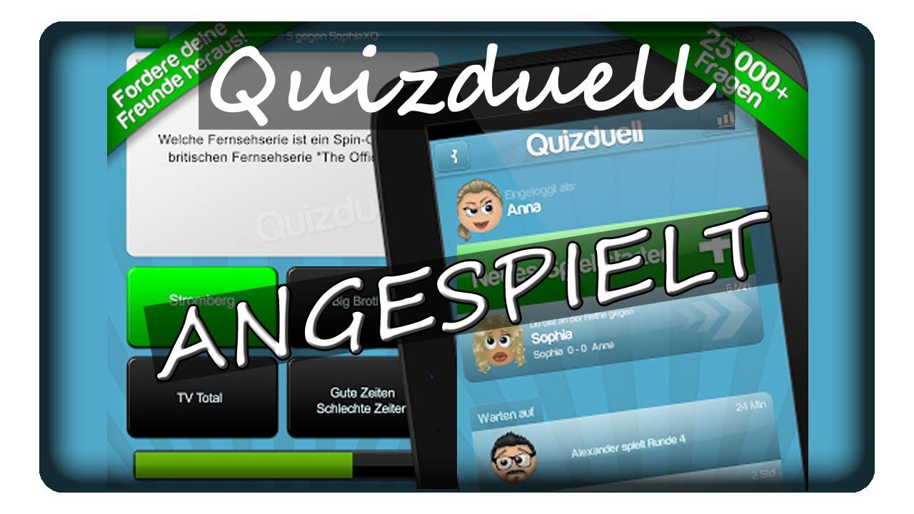 Quizduell Г¶ffnen