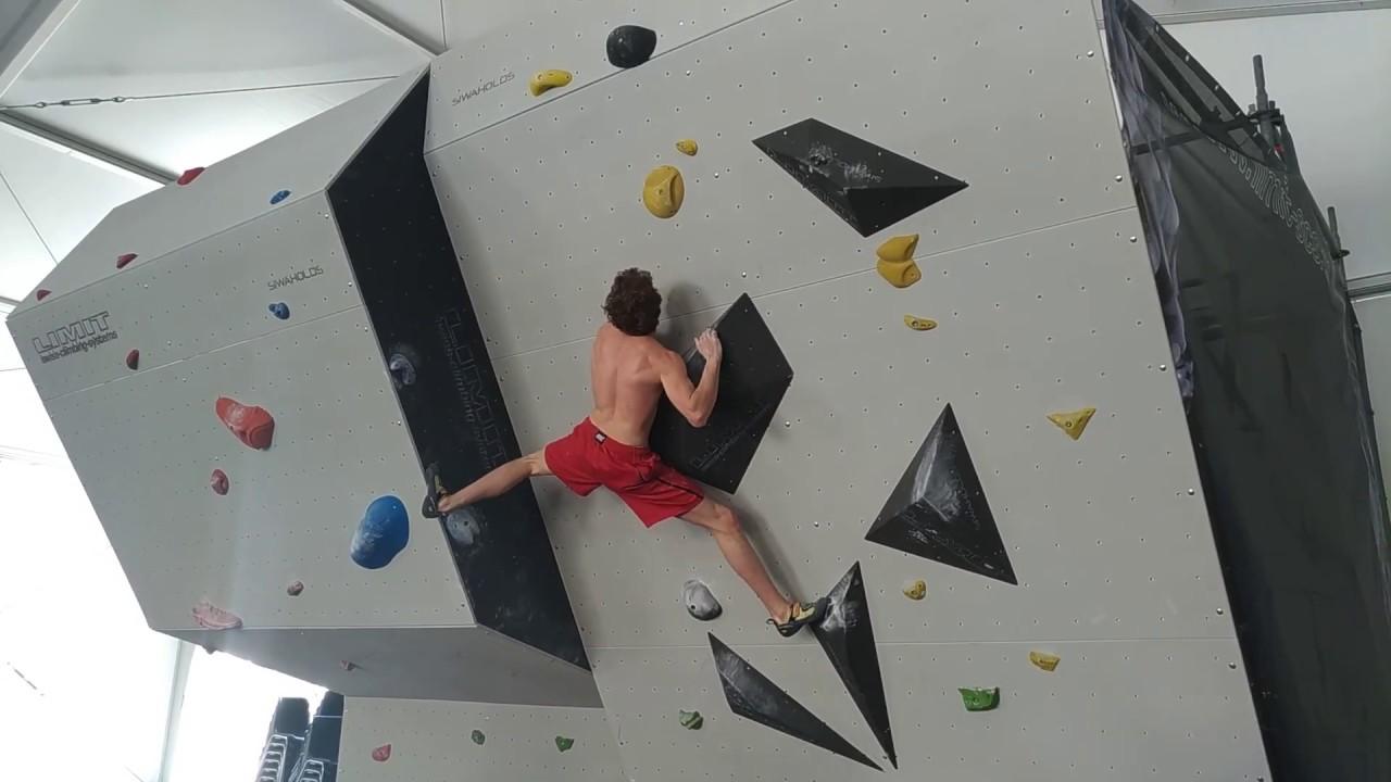 Giuliano Cameroni sends Boulder n. 41