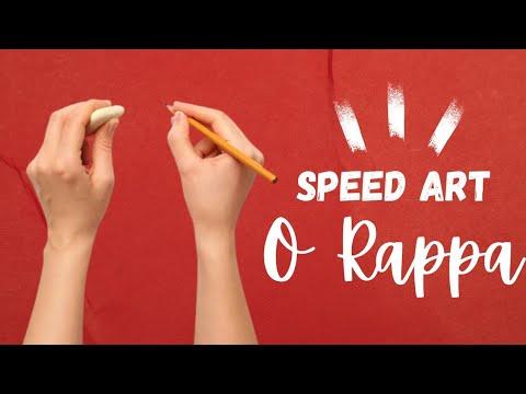 Speed Art - O Rappa