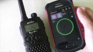 Very cheap Zello crosslink to PMR446 radio