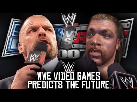 5 Times WWE Video Games PREDICTED The FUTURE!