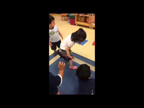 Toddler Zumba at King Arthur Montessori Academy