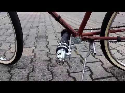 Hướng dẫn làm xe đạp điện tại nhà