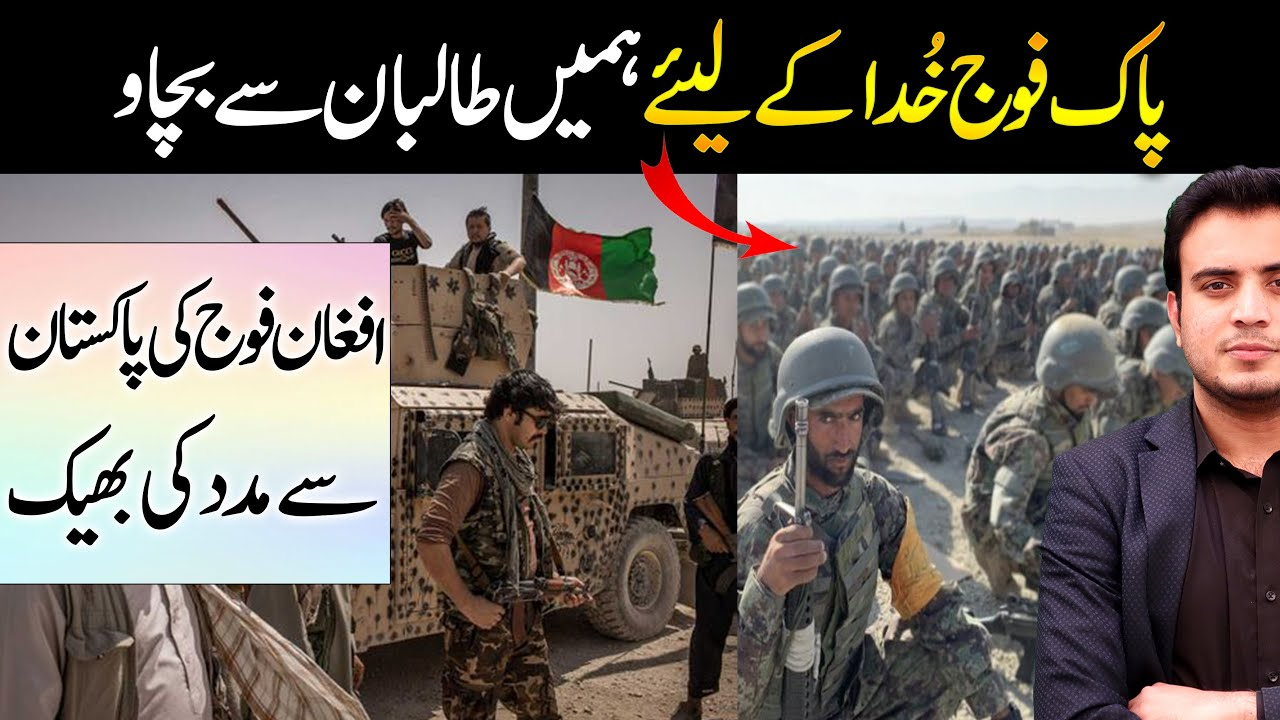 Download Afghan Army Asking Pakistan For Help | Latest Updates from Afghanistan Najam Ul Hassan Bajwa