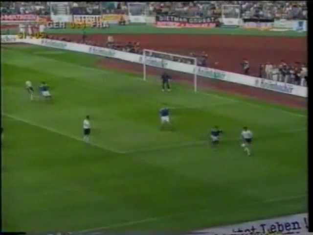 Germany v France 1st JUN 1996