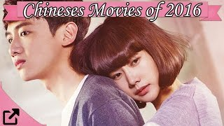 Top Chineses Movies of 2016