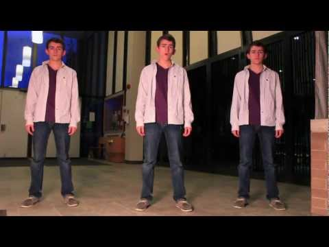 Paradise-Coldplay-Cover Acapella Joshua Rosedale