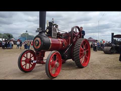 WELLAND STEAM RALLY 2019, THE STEAM ENGINES