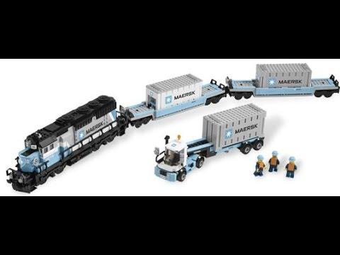LEGO Tren de mercancias 60098 NUEVA MISB