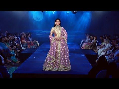 Gorgeous Aditi Rao Hydari Showstopper For House Of Kotwara At Charity Event Mp3
