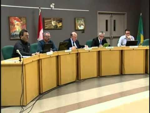 Réunions Publiques - Conseil Municipal de L'Ange-Gardien - Février 2013