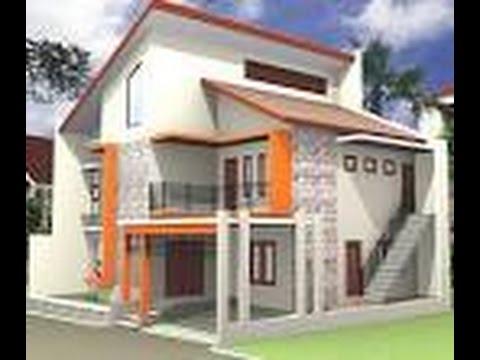 Inspirasi Bagus Gambar Desain Rumah Minimalis Tipe 36 45