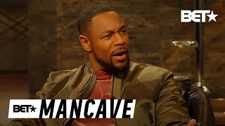 Tank Roasts Mike Epps, French Montana and Himself | BET's Mancave