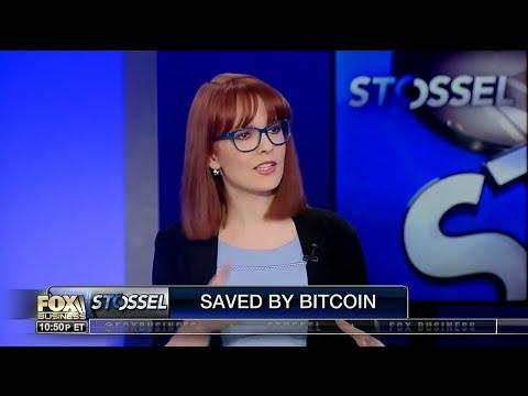 Bitcoin is saving Venezuela: Naomi Brockwell on Stossel, FBN