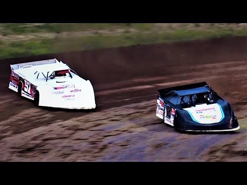 8-29-19 WoO Late Model Heat 2 I-96 Speedway
