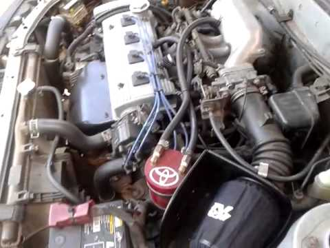 4afe Toyota A Series With Audio Youtube